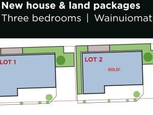 Property for sale 25 Wainuiomata Road - Lot 2
